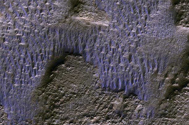 MARS MRO / WIND
