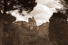 Postal de Roma. Postcard from Rome. (darkside_1) Tags: roma italia postcard postal picnik supershot mywinners anawesomeshot theunforgettablepictures sergiozurinaga bydarkside