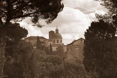 Postal de Roma. Postcard from Rome. (darkside_1) Tags: roma italia postcard postal picnik supershot mywinners anawesomeshot theunforgettablepictures sergiozurinaga bydarkside