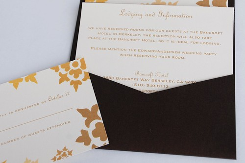 autumn floral reply2, Autumn floral Wedding Invitation, wedding invitation, flowers, photos