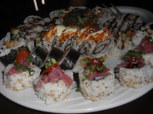 Sushi Bar Virginia Beach