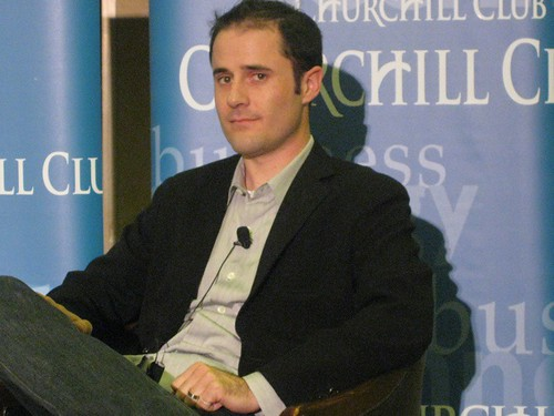 Evan Williams, Churchill Club