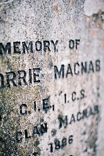 Clan MacNab Graveyard
