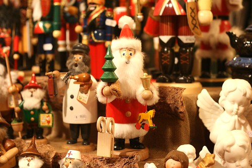Père Noel en Bois