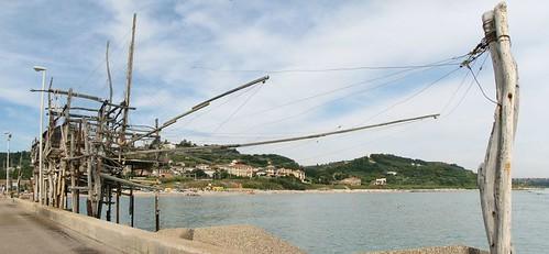 Trabocco del porto di San Vito Chietino