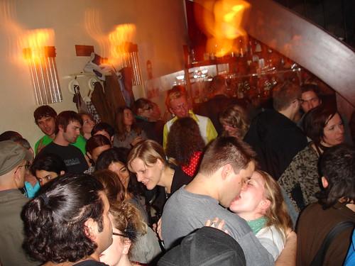 Letzter Abend Engtanz im Café International Mai 2006