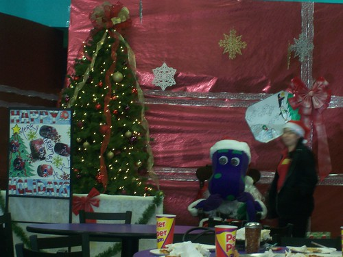 Peter Piper Christmas corner