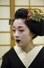 Sakkou  #12 (Onihide) Tags: kyoto maiko geiko kotoha gionkobu  sakkou