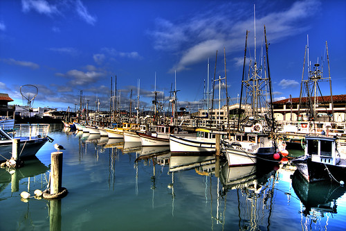 Fishermans Warf Marina
