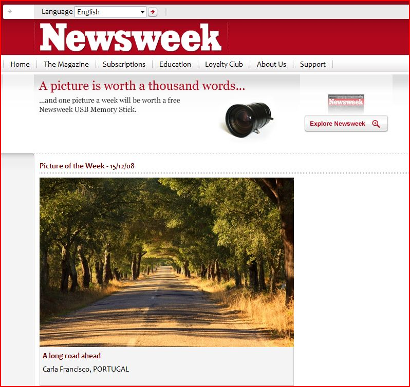 Picture of the week - NEWSWEEK