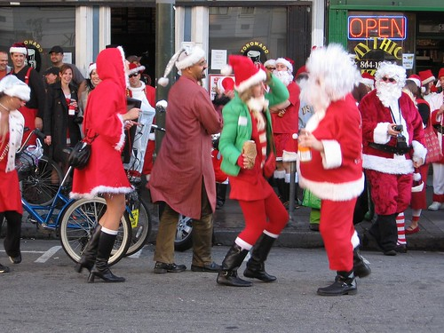 SF Santarchy 2008