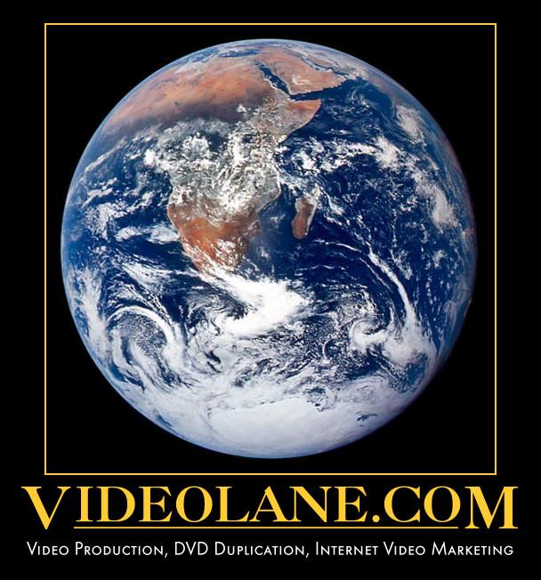 VideoLane Poster 2009