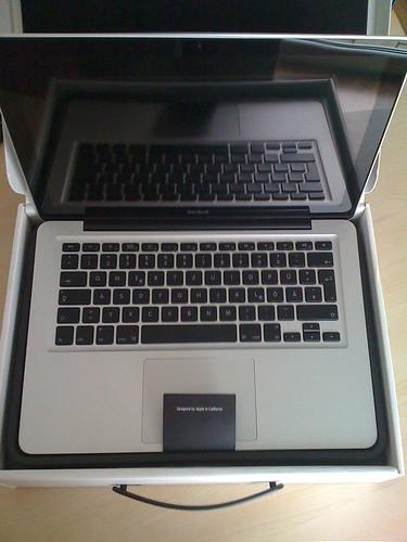 """MacBook - 13"""" 2,4 Ghz - Box III"""