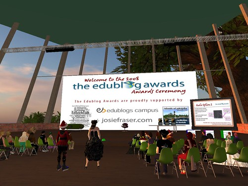 Edublog awards is on!