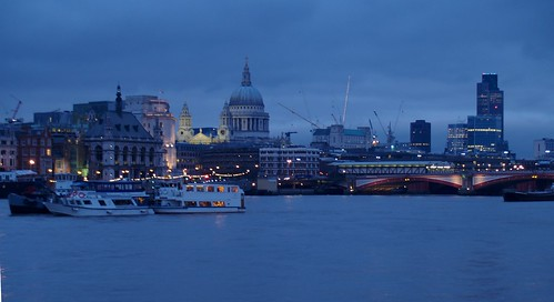 St Paul's Cathedral...London City / Catedral S Pablo...Londres City por jovidoes.