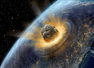 「小惑星衝突」の画像検索結果