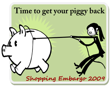 shopping embargo 2009