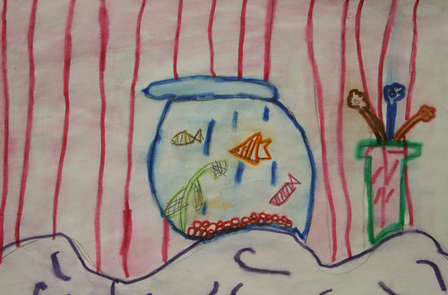 Drew's fish bowl