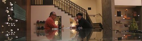 J Vineyards' Ron Clark and Wine Mutineer