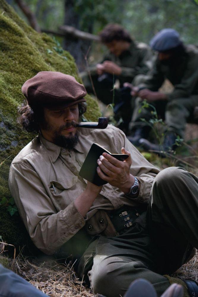 Che Guevara Benicio del Toro