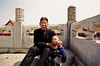 The Beijing baby strangler caught in the act (deepstoat) Tags: china street colour film 35mm beijing nikonf50 autaut deepstoat