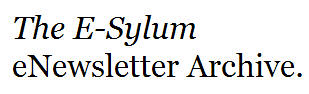 E-Sylum Archive logo
