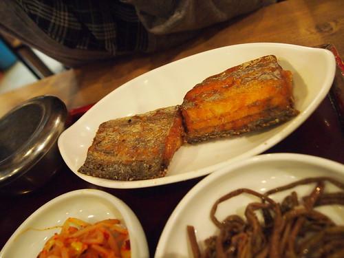 チョンダムゴル(청담골) 韓定食