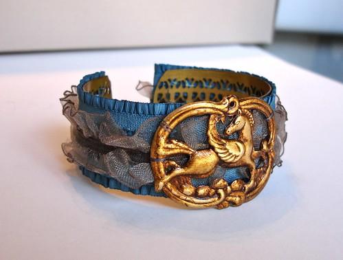 Pegasus Bracelet for Annie