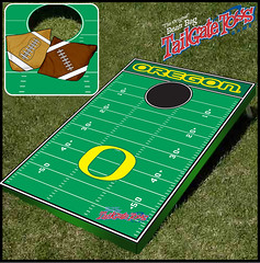 Oregon Bean Bag Toss Game