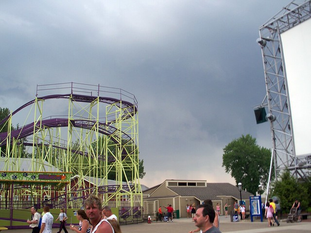 Cedar Point - Coming Storm