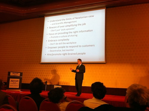 Social Business Forum - #sbf11