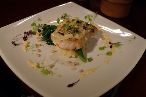 Fish dish@Bamboo Santai