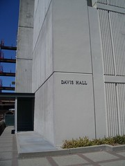 Davis Hall Entrance (acussen) Tags: college campus berkeley university cal ucberkeley civilengineering davishall