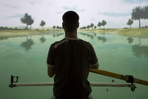 Virtual Rowing