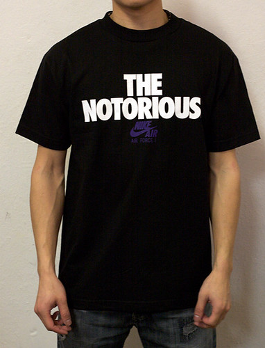 "Nike ""The Notorious"" T-Shirt"