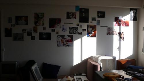 Mon mur de photos