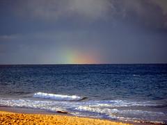 Praia da Falesia - Algarve-G (LUIS FELICIANO) Tags: praia portugal arcoiris faro rainbow playa olhosdeagua praiadafalesia