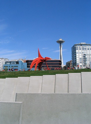 Calder vs. Space Needle