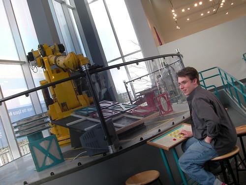 Erik and Robot