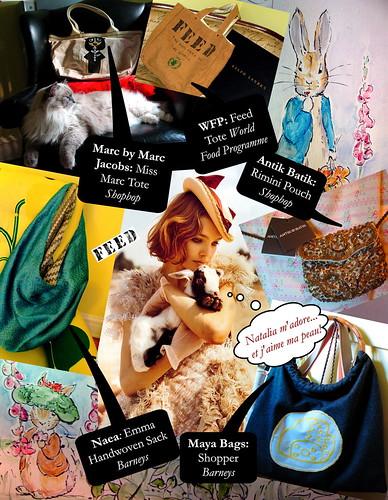 Bunny Loves Vegan Handbags: Première Édition