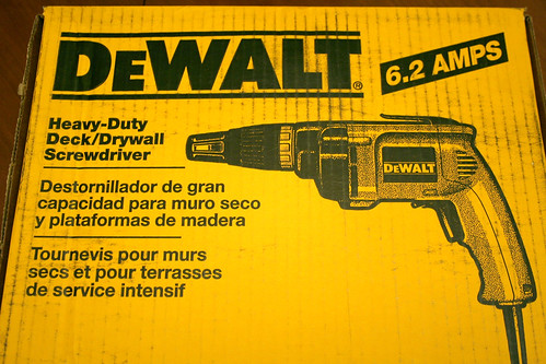 My New (But Wrong) Screwdriver