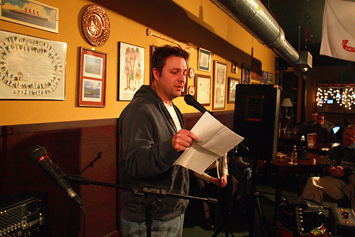 Paul Lundgren - Open Mic @ Carmody Irish Pub - HG08