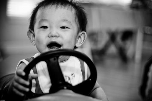 Drive drive drive...