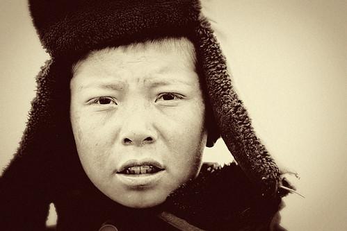 Kyrgyzstan boy