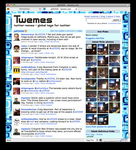 Twitter Intergration Into Modern Conference Technolgy - 2618693724 135B0E314D 3