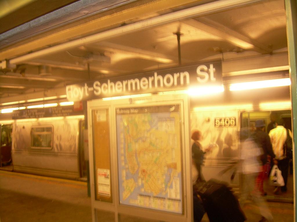Speak, Hoyt-Schermerhorn
