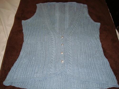 My tunic-vest
