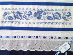 Ponto cruz (Lila Bordados em Ponto Cruz) Tags: decorao cozinha bordado pontocruz panosdeprato