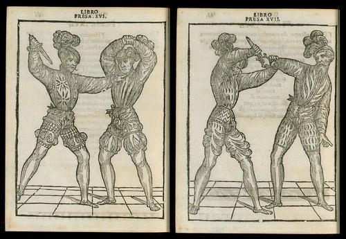 L'arte de l'Armi by Achille Marozzo, 1536 o