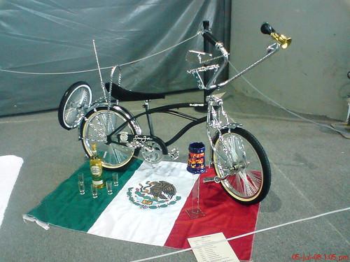 bicicletas y cuatriciclos tuning